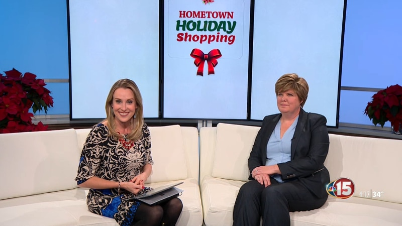 Executive Director of the Lake Mills Chamber of Commerce, Alisa Smith is in the WMTV Studio to...