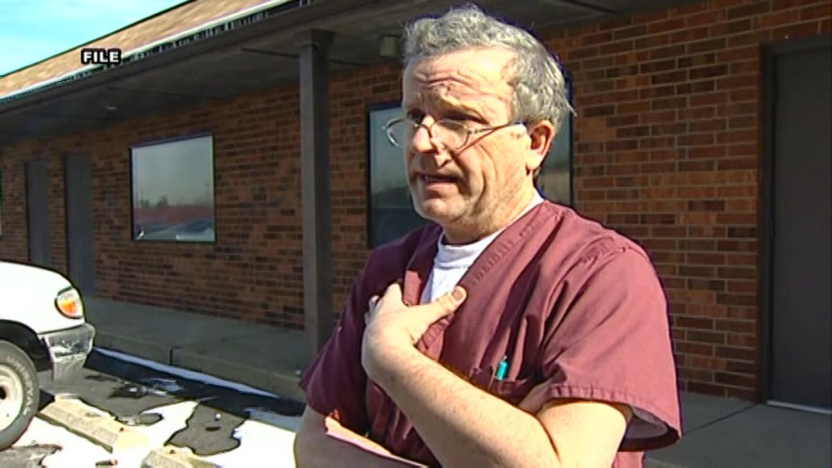 File photo of Ulrich George Klopfer. Police say 2,246 medically preserved fetal remains were found on his property. (Source: WNDU)