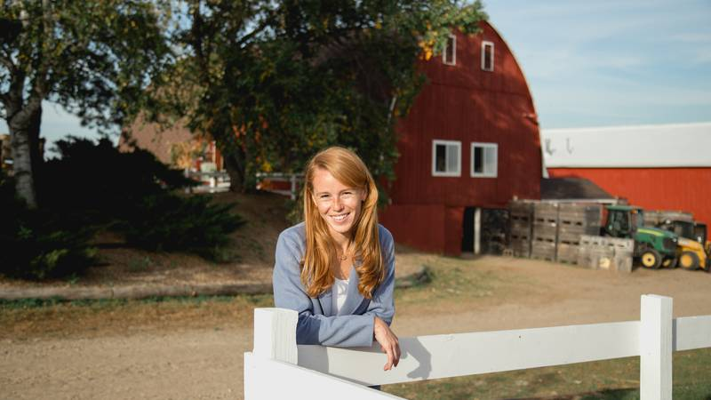 Eau Claire businesswoman Rebecca Cooke announced a run for the House of Representatives in...