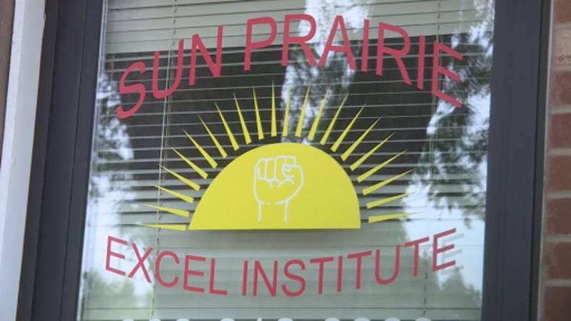 The Sun Prairie Excel Institute is focused on connecting with at-risk youth in the community.