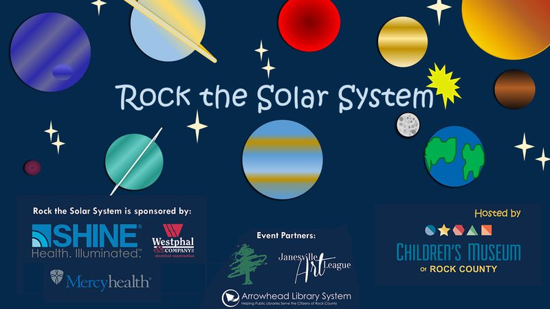 """Rock the Solar System"" has events lasting all month long in Rock County."