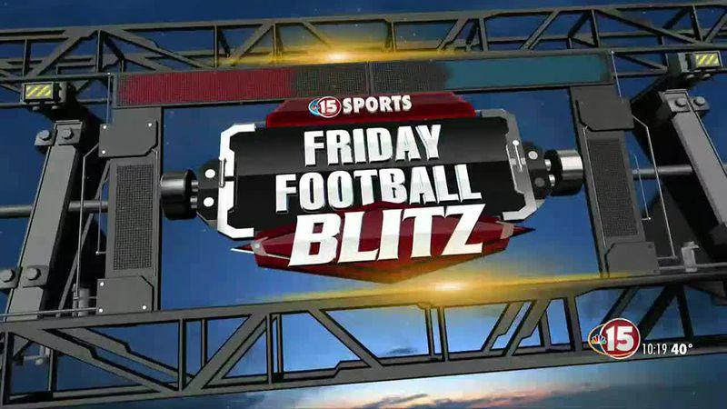 Friday Football Blitz: Game Highlights