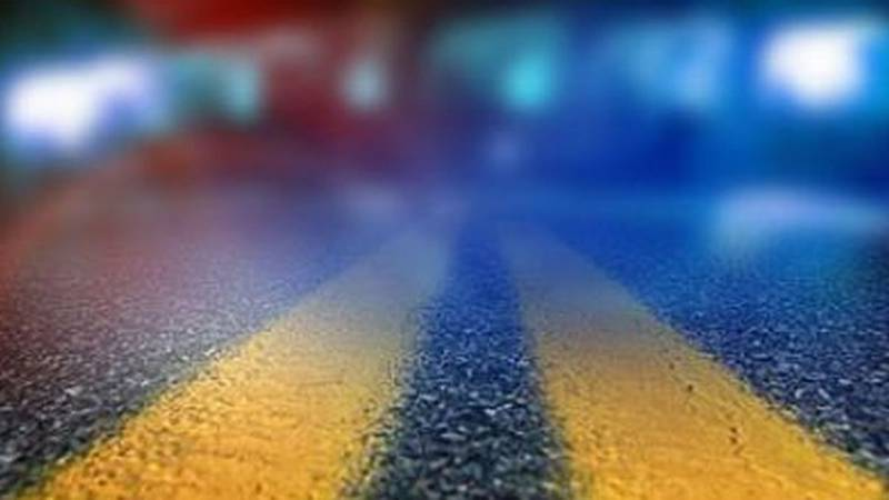A 27-year-old man died in a crash Thursday night.