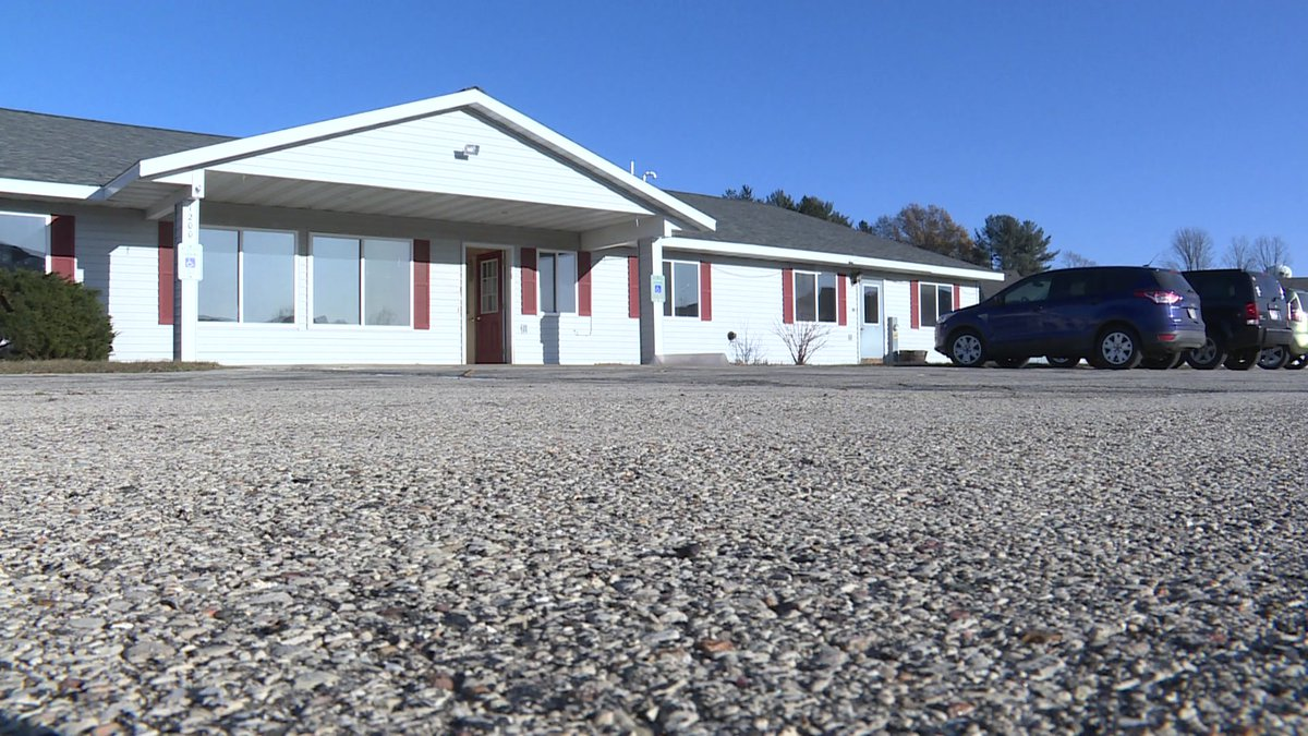 The future site of the Baraboo Area Homeless Shelter.