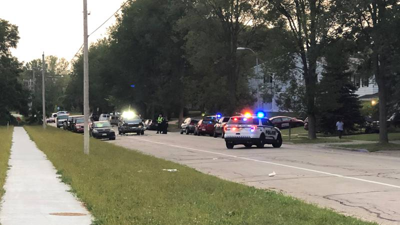 Madison Police are investigating a report of shots fired on the 3800 block of Portage Road on...