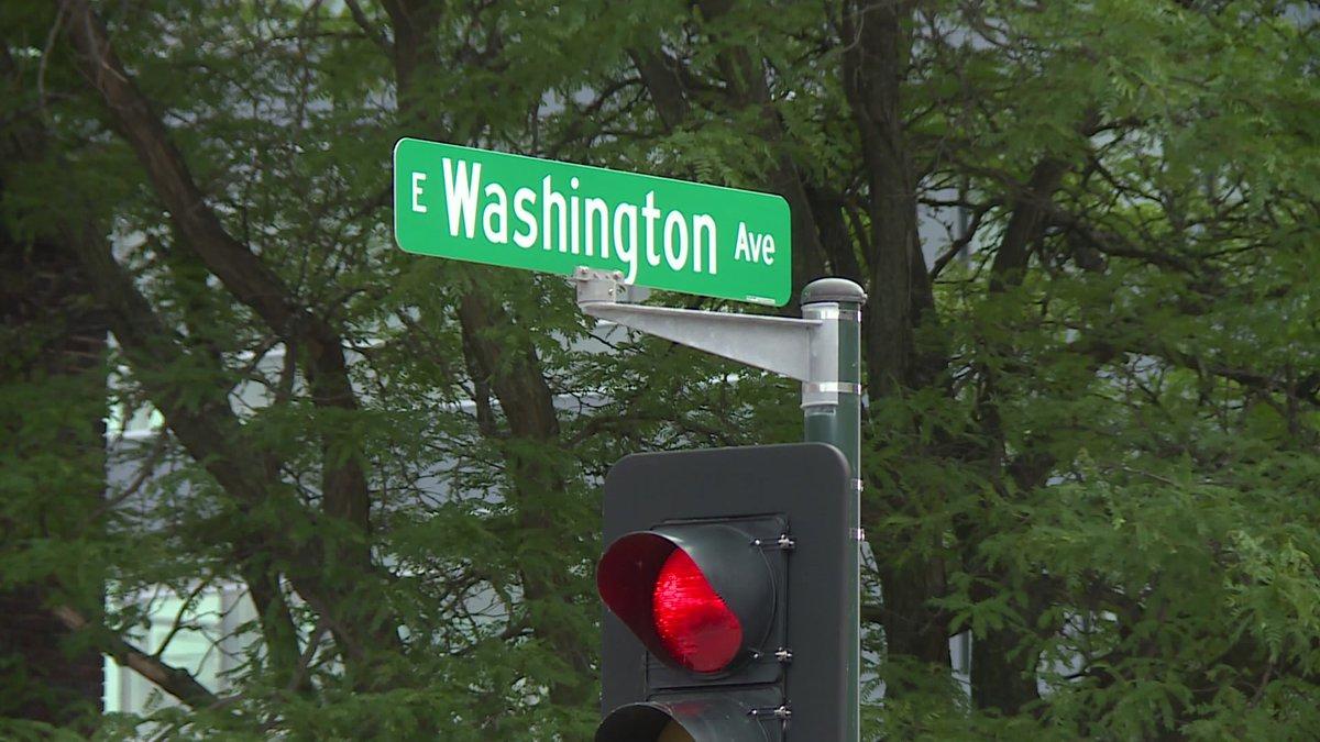 E. Washington Ave. Safety
