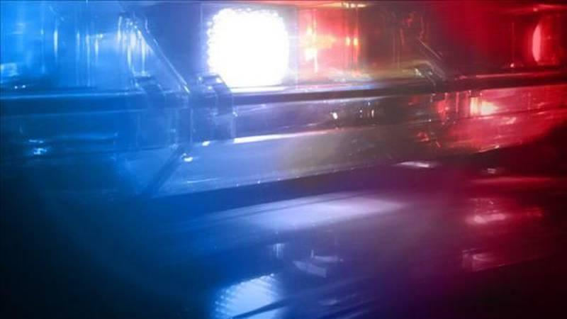 Police responding in Madison.