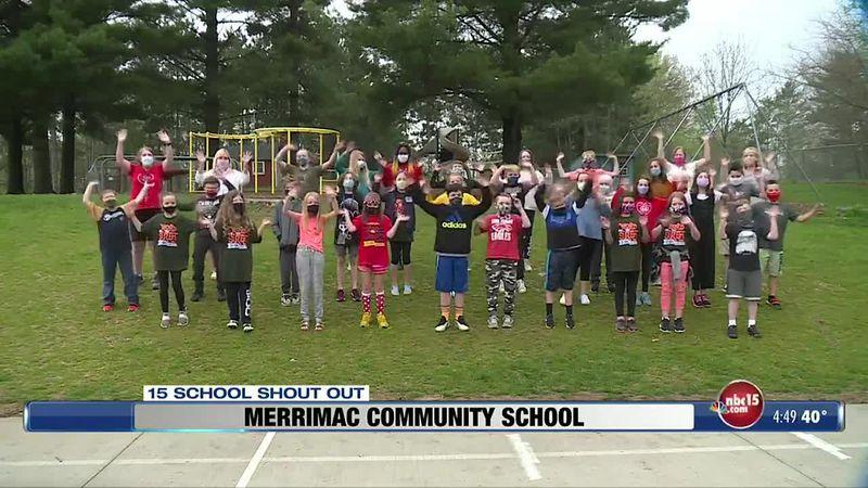 15 School Shout Out: Merrimac Community School
