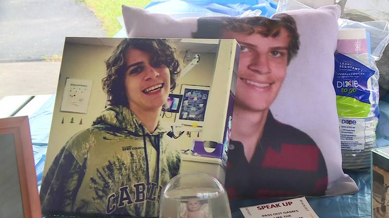 Michelle Servi lost her 16-year-old son Jack in 2016 after an attempt at the choking game went...