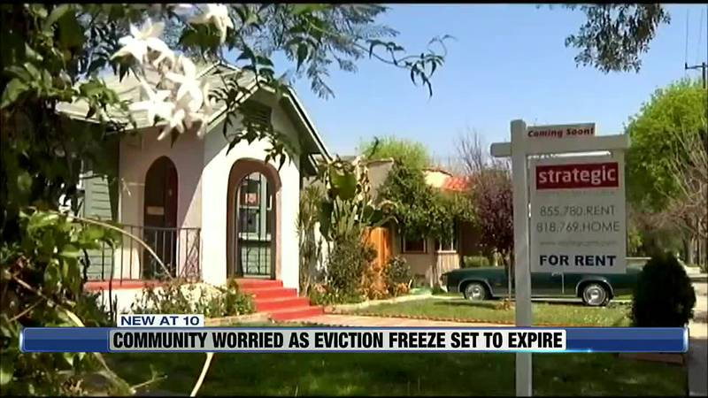 More than 3.6 million Americans are at risk of eviction, some in a matter of days, as a...