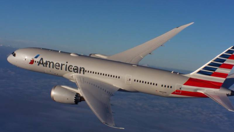 American Airlines cancel summer flights sighting worker shortages and weather issues.